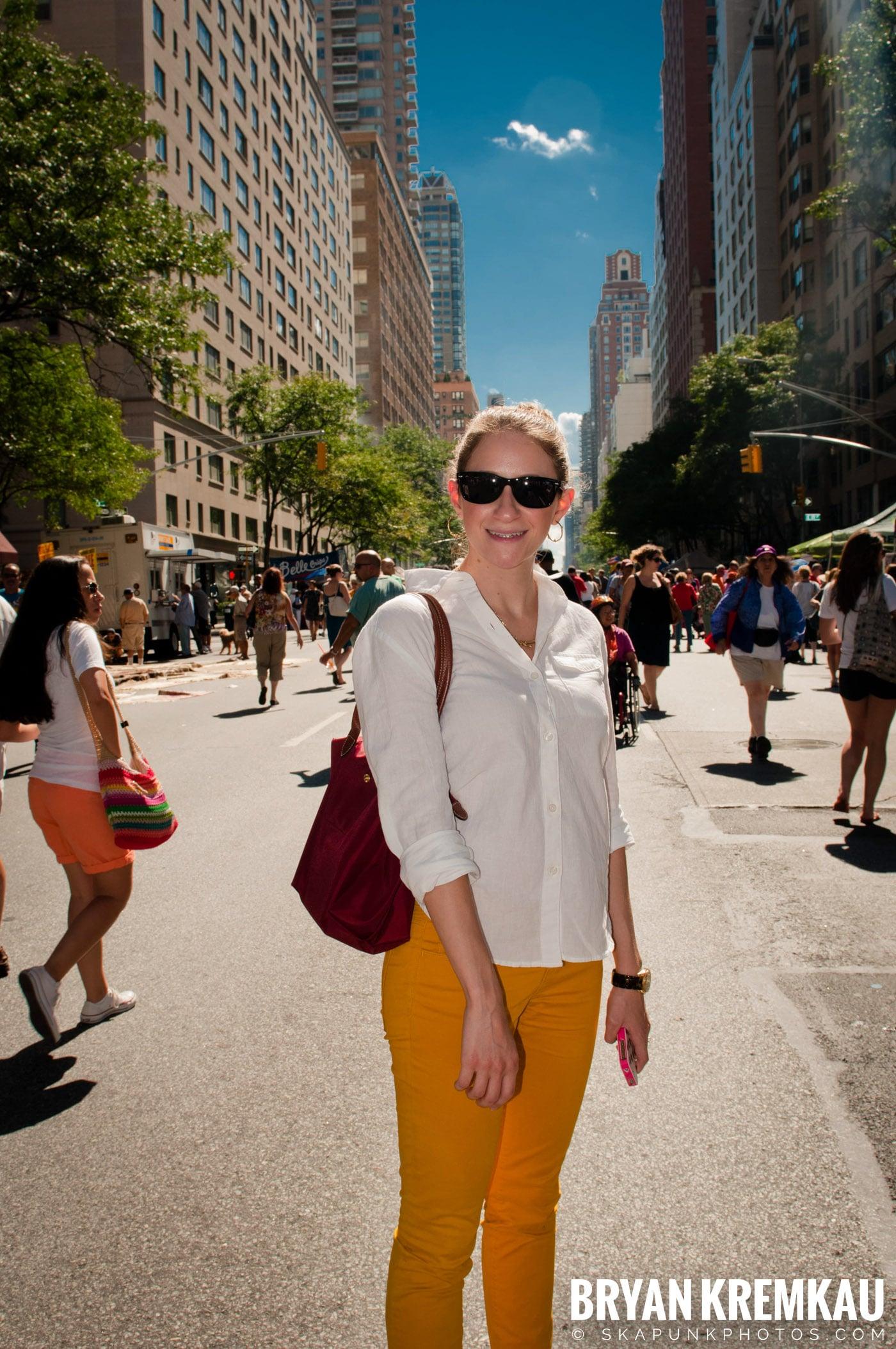 Central Park @ New York, NY - 9.9.12 (1)