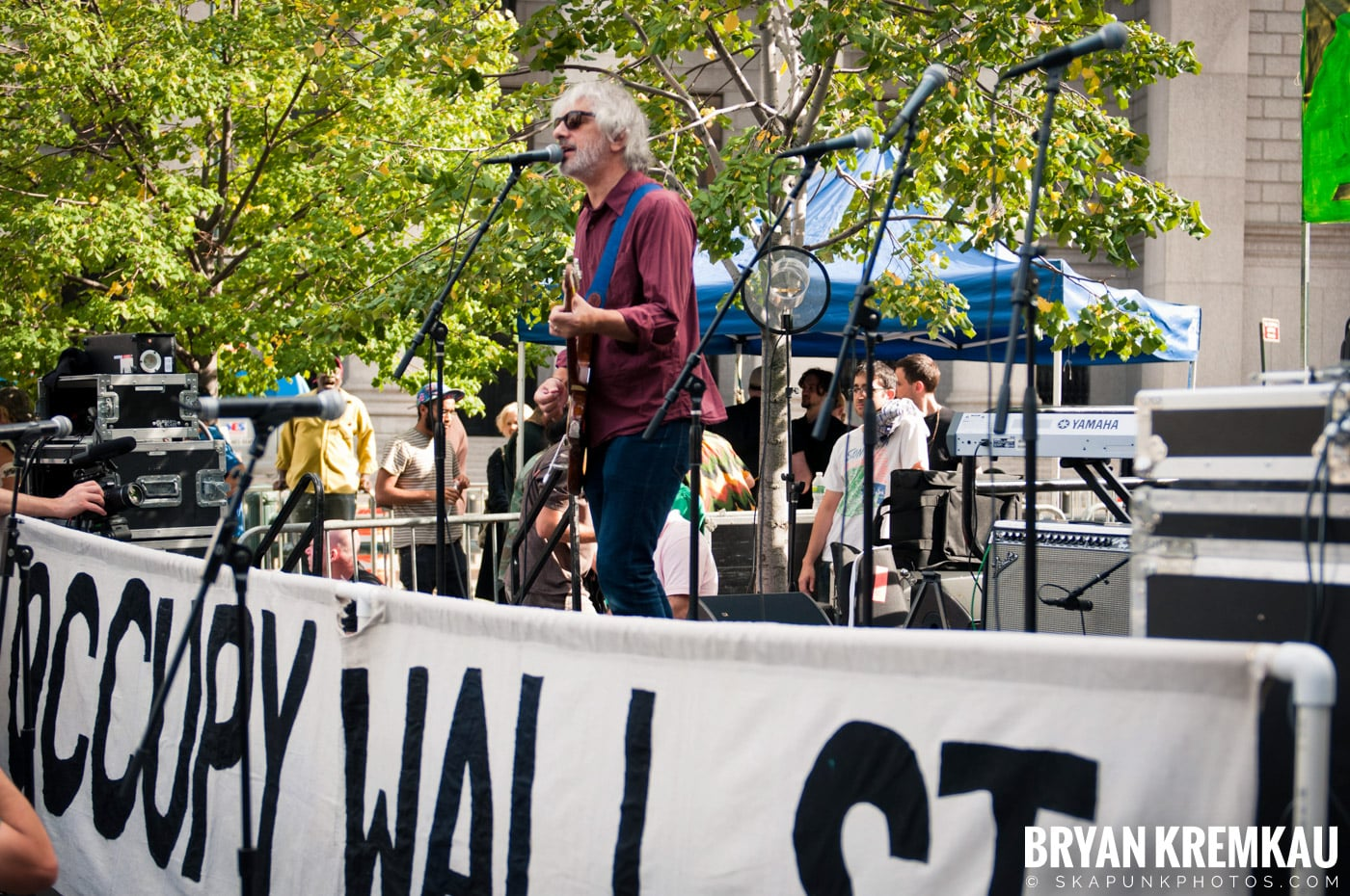 Occupy Wall Street Anniversary Concert @ Foley Square, NYC - 9.16.12 (24)
