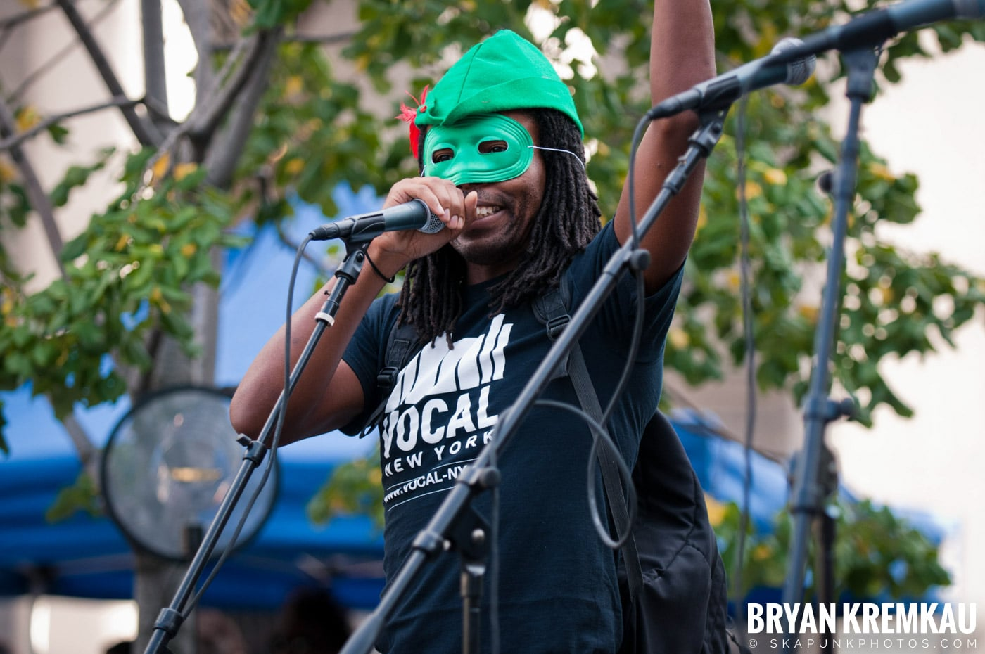 Occupy Wall Street Anniversary Concert @ Foley Square, NYC - 9.16.12 (14)
