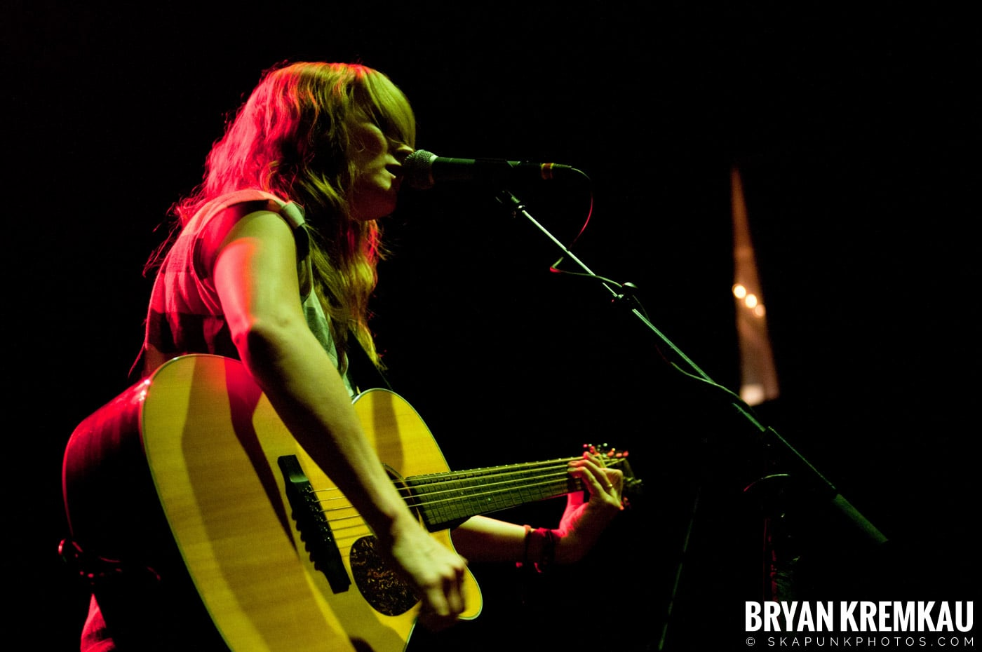 Jenny Owens Young @ Webster Hall, NYC - 9.29.12 (9)