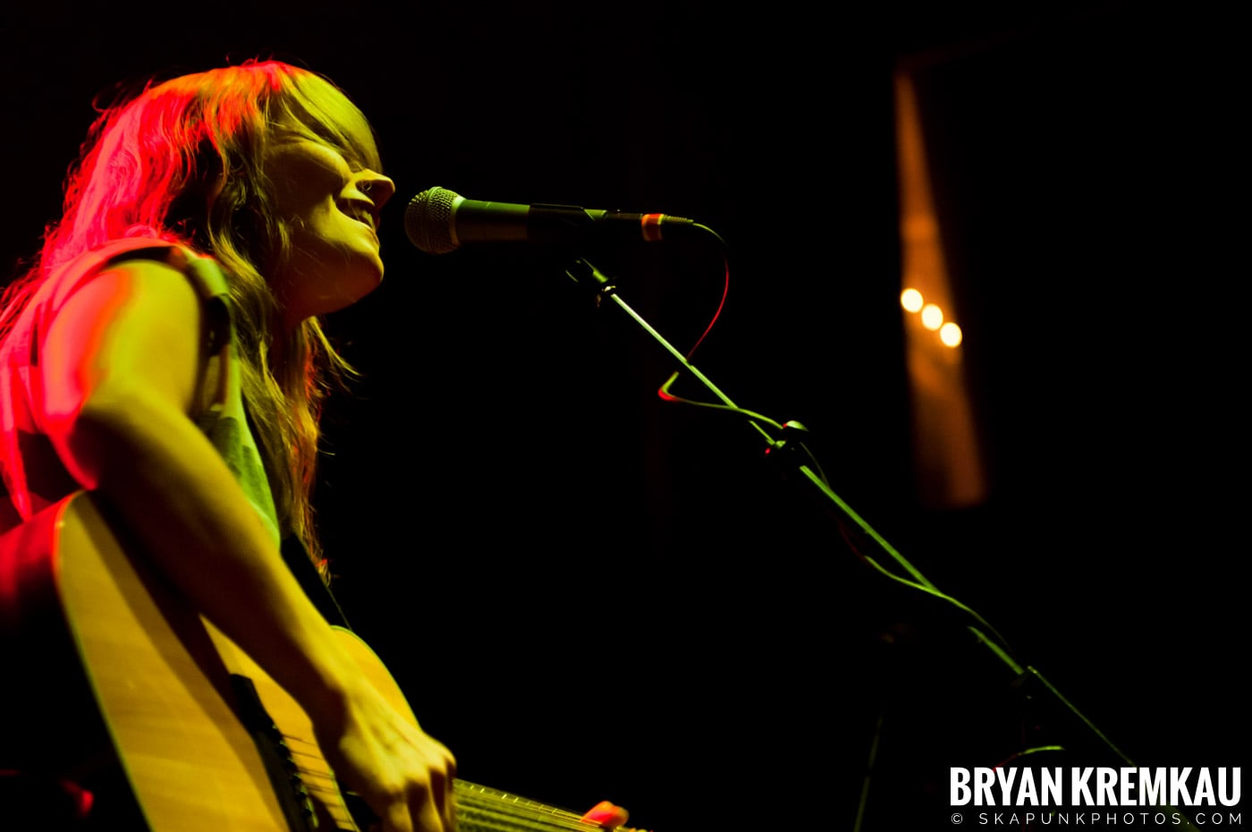 Jenny Owens Young @ Webster Hall, NYC - 9.29.12 (6)