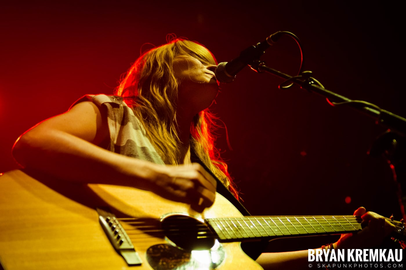 Jenny Owens Young @ Webster Hall, NYC - 9.29.12 (5)
