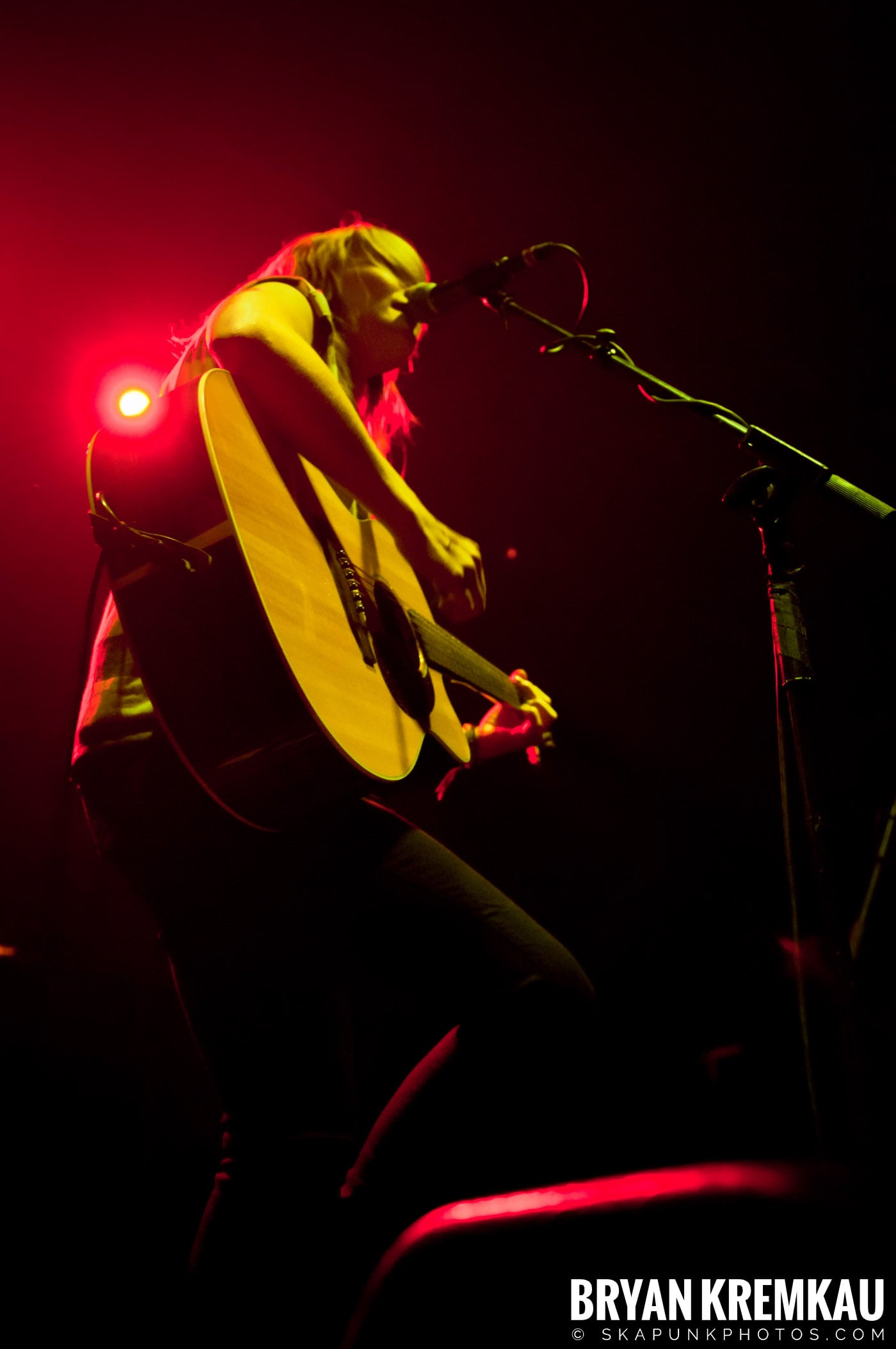 Jenny Owens Young @ Webster Hall, NYC - 9.29.12 (4)