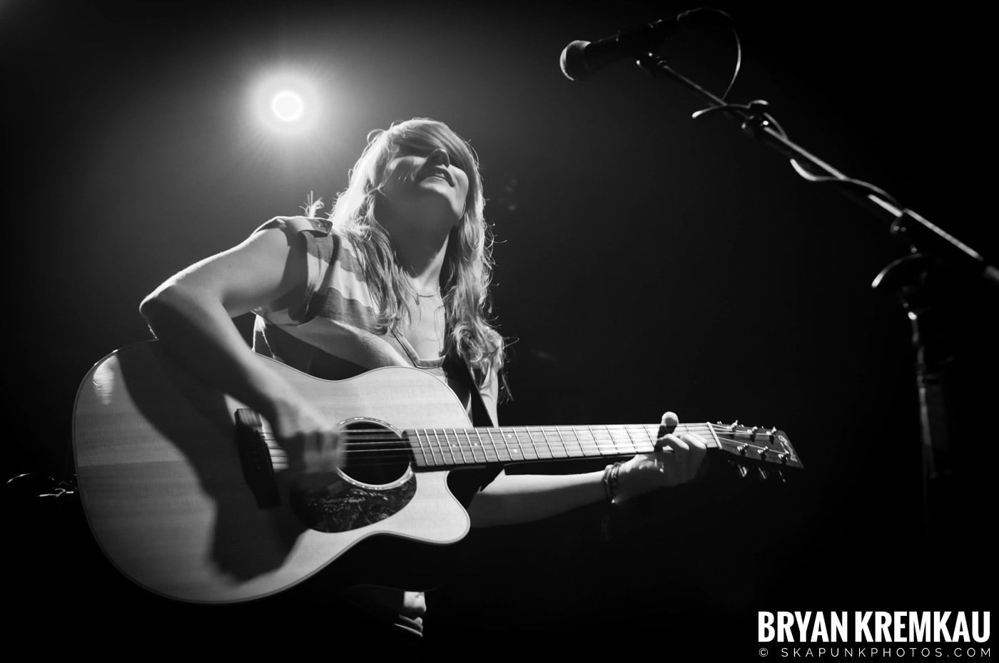 Jenny Owens Young @ Webster Hall, NYC - 9.29.12 (2)