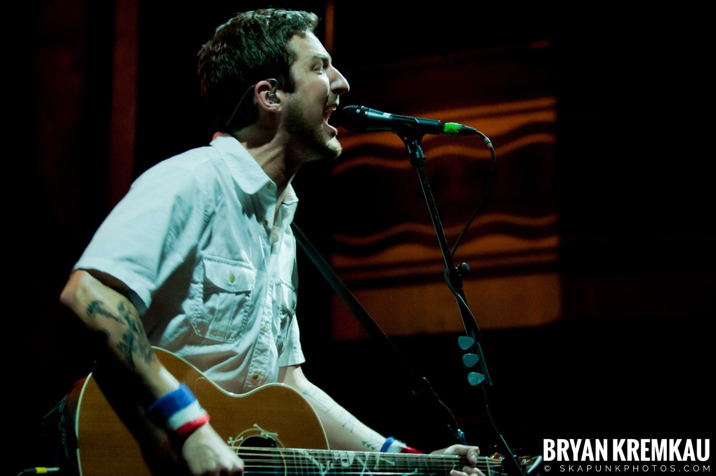 Frank Turner & The Sleeping Souls @ Webster Hall, NYC - 9.29.12 (35)