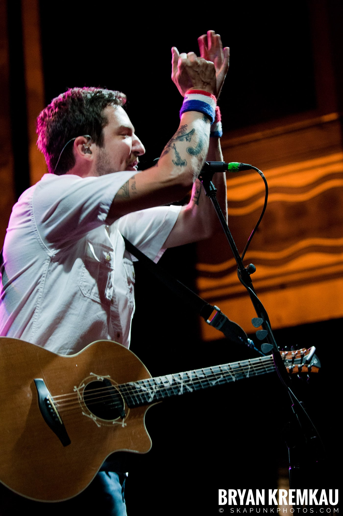 Frank Turner & The Sleeping Souls @ Webster Hall, NYC - 9.29.12 (31)