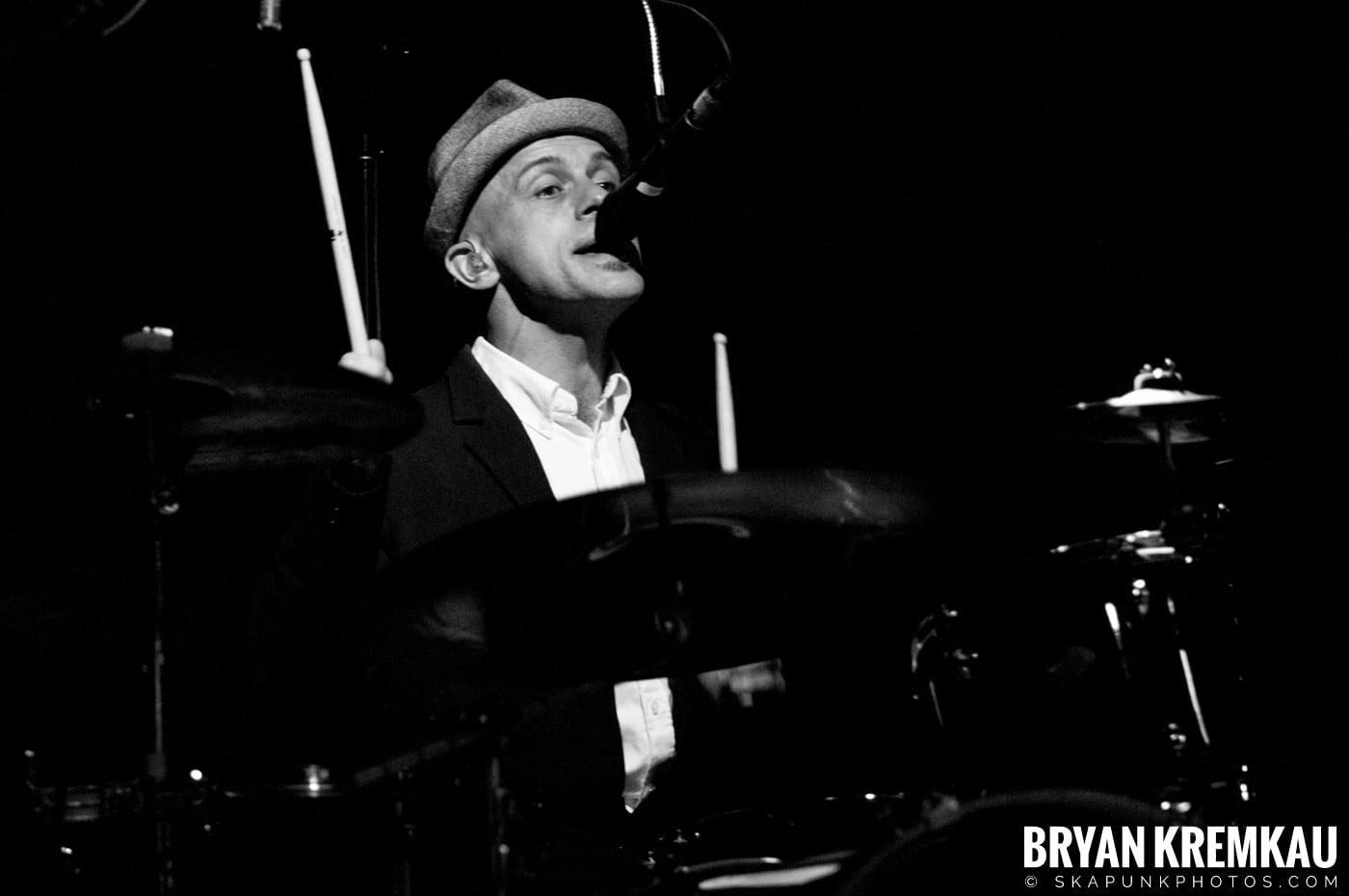 Frank Turner & The Sleeping Souls @ Webster Hall, NYC - 9.29.12 (30)