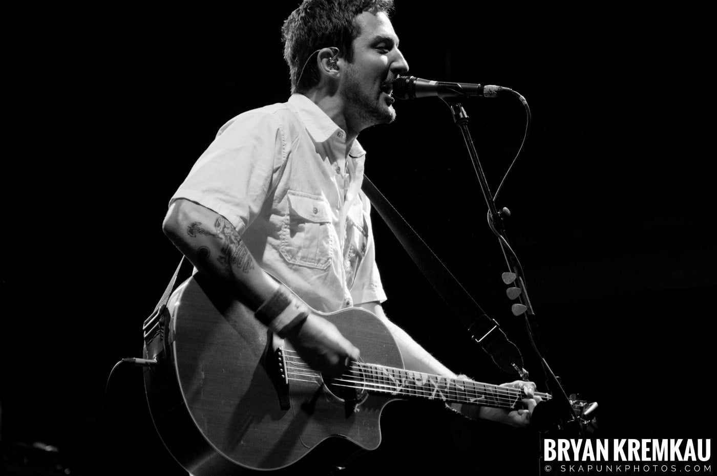Frank Turner & The Sleeping Souls @ Webster Hall, NYC - 9.29.12 (28)
