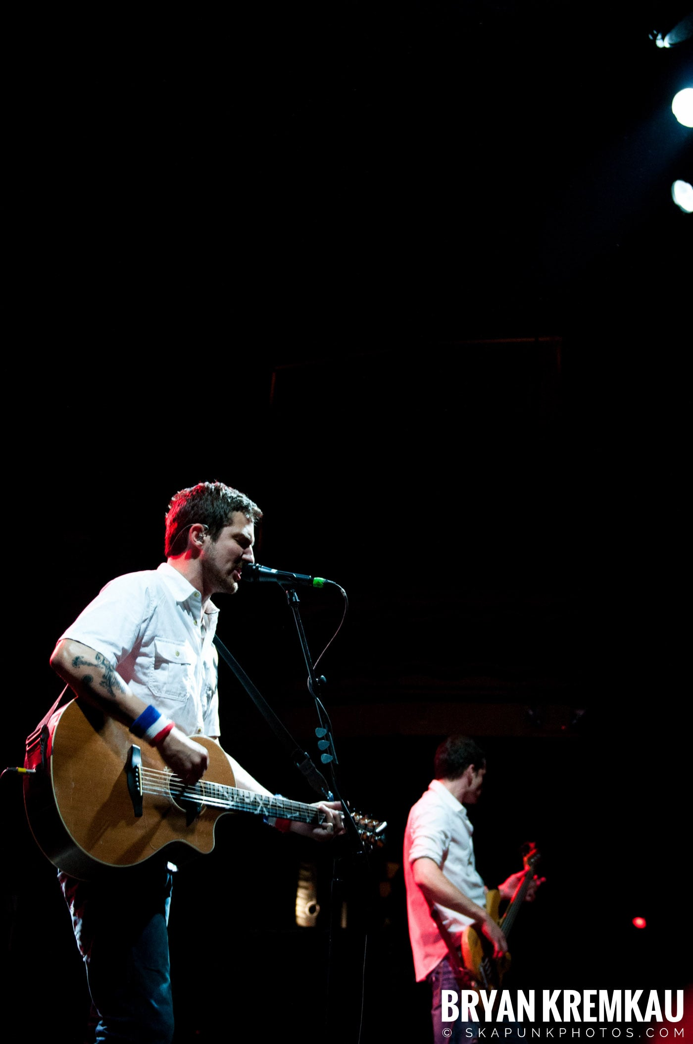 Frank Turner & The Sleeping Souls @ Webster Hall, NYC - 9.29.12 (27)