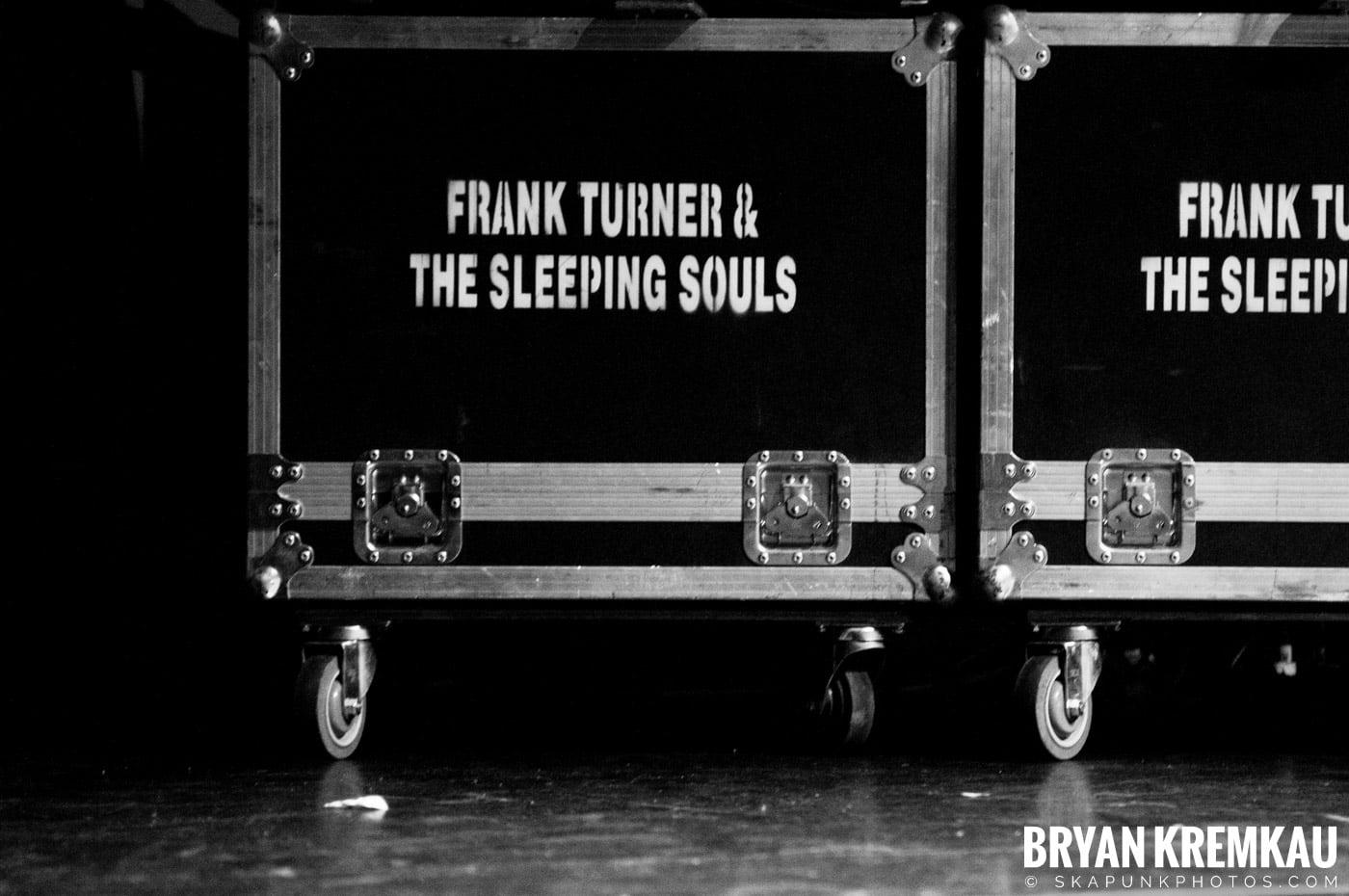 Frank Turner & The Sleeping Souls @ Webster Hall, NYC - 9.29.12 (22)