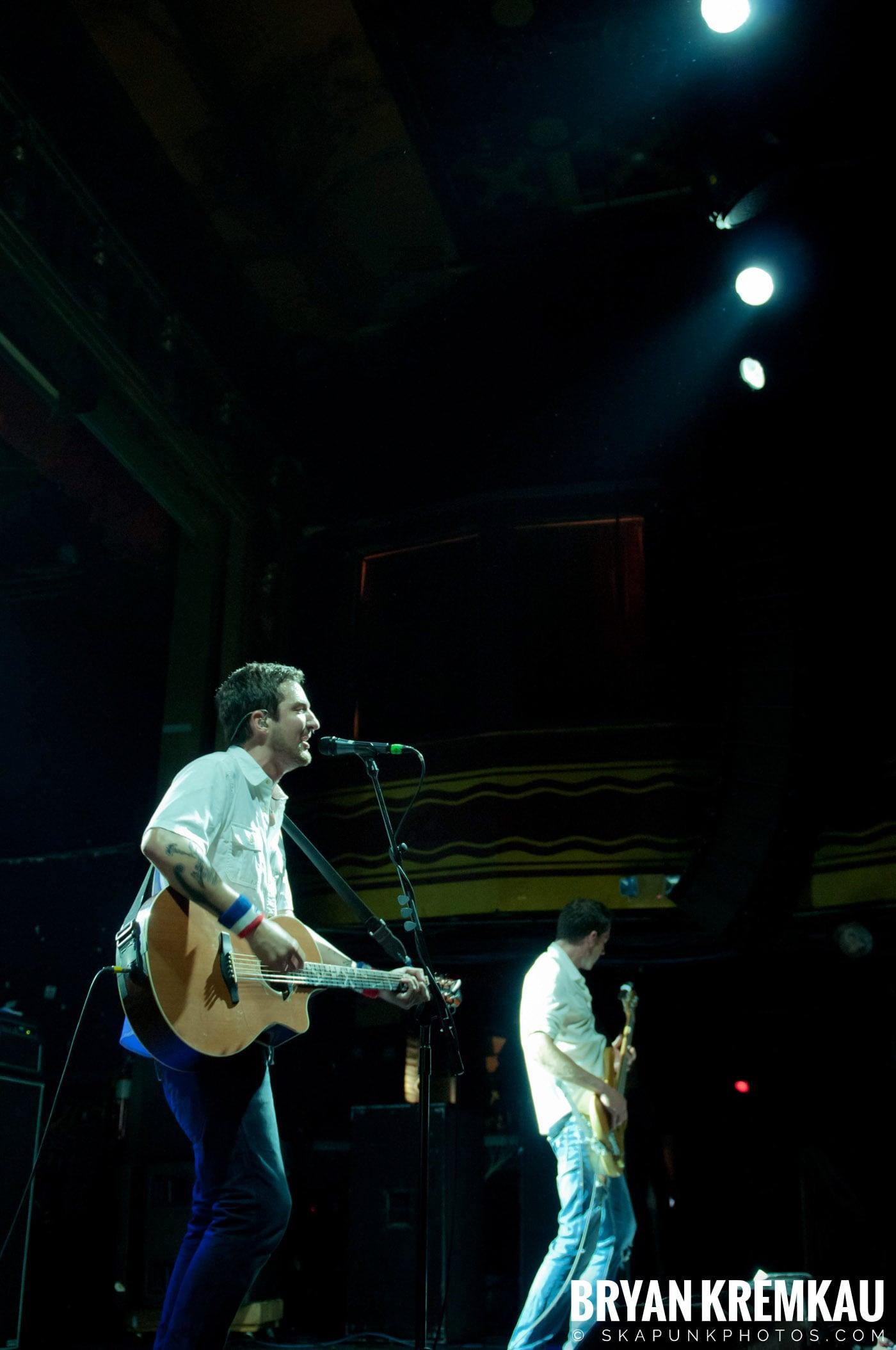 Frank Turner & The Sleeping Souls @ Webster Hall, NYC - 9.29.12 (21)