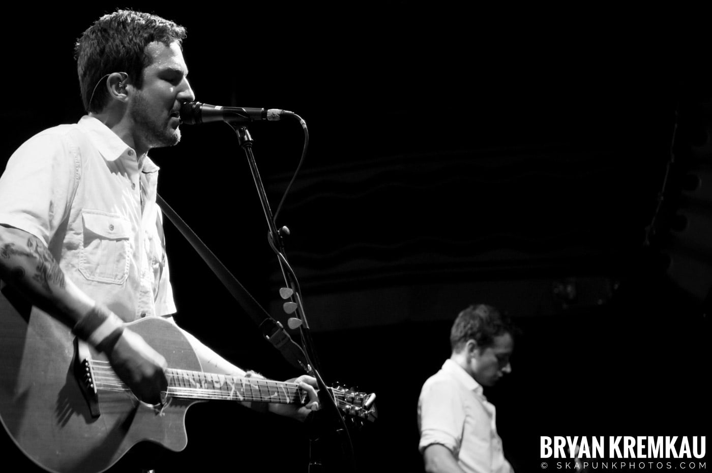 Frank Turner & The Sleeping Souls @ Webster Hall, NYC - 9.29.12 (17)