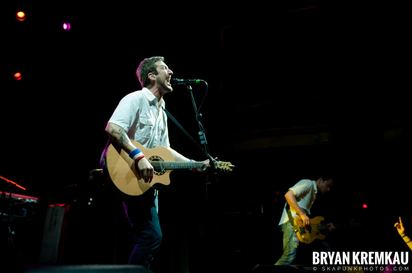 Frank Turner & The Sleeping Souls @ Webster Hall, NYC - 9.29.12 (14)