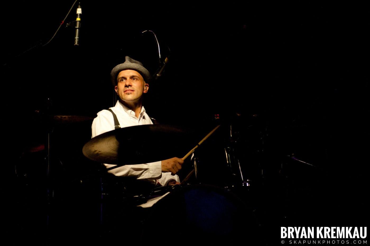 Frank Turner & The Sleeping Souls @ Webster Hall, NYC - 9.29.12 (11)