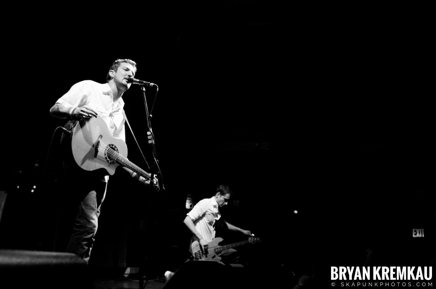 Frank Turner & The Sleeping Souls @ Webster Hall, NYC - 9.29.12 (9)