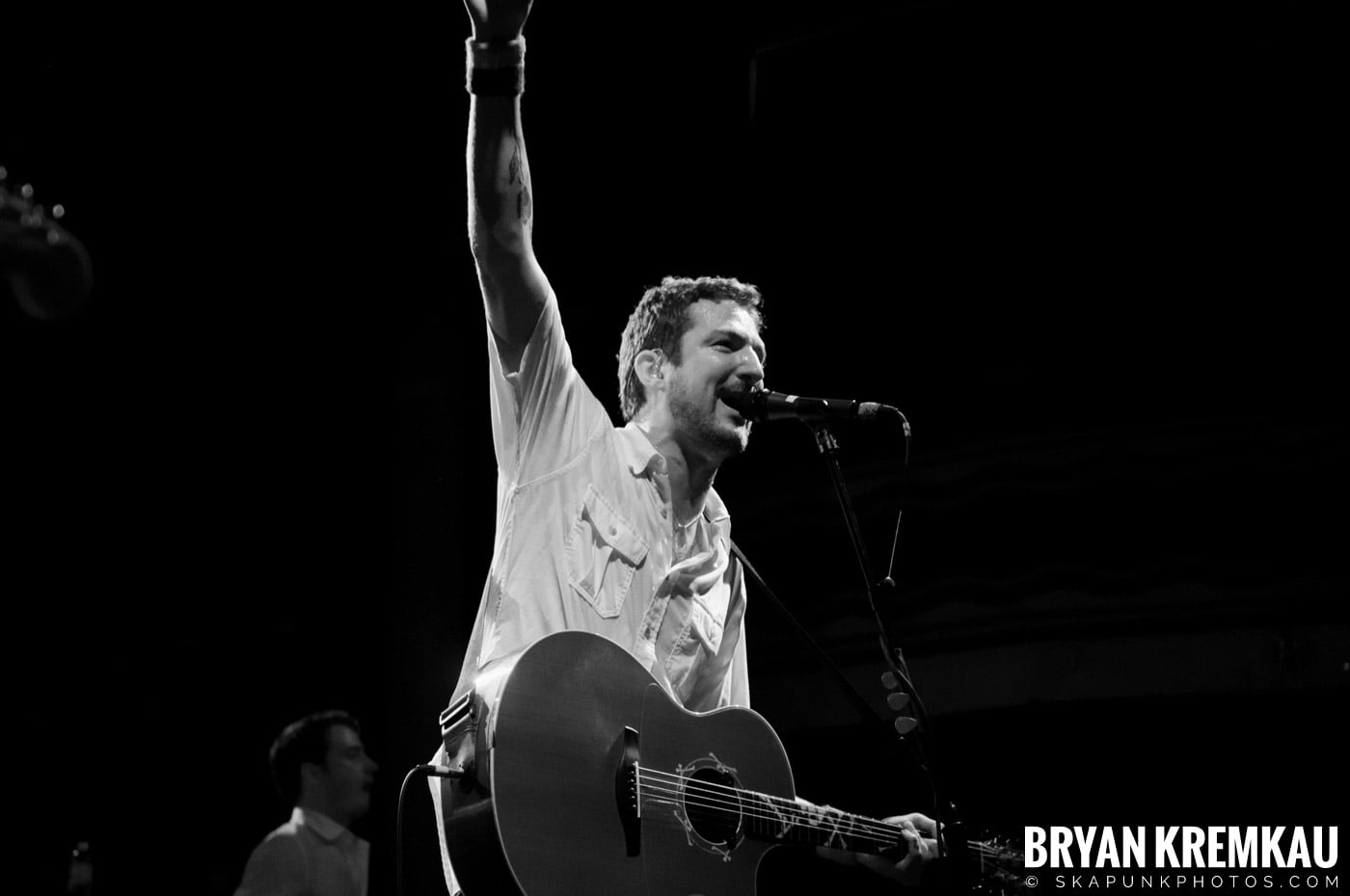 Frank Turner & The Sleeping Souls @ Webster Hall, NYC - 9.29.12 (1)