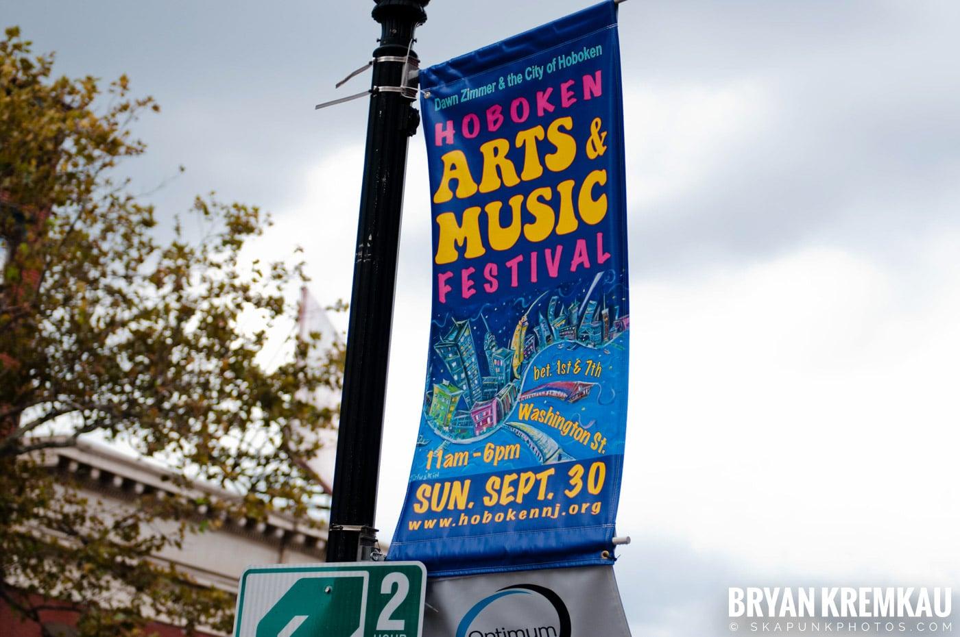 The Push Stars @ Hoboken Arts and Music Festival, Hoboken NJ - 9.30.12 (29)
