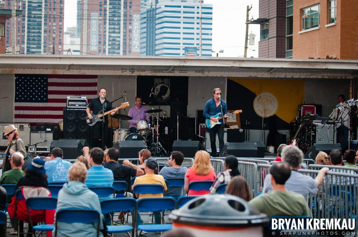 The Push Stars @ Hoboken Arts and Music Festival, Hoboken NJ - 9.30.12 (17)