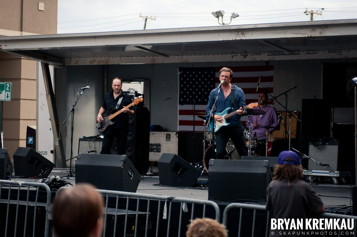 The Push Stars @ Hoboken Arts and Music Festival, Hoboken NJ - 9.30.12 (5)