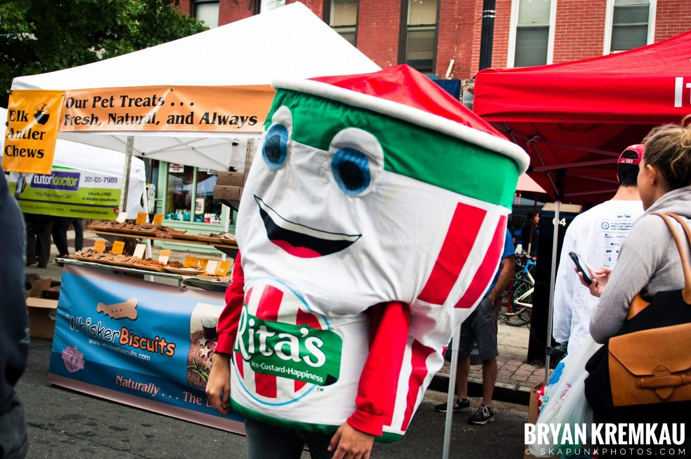 The Push Stars @ Hoboken Arts and Music Festival, Hoboken NJ - 9.30.12 (2)
