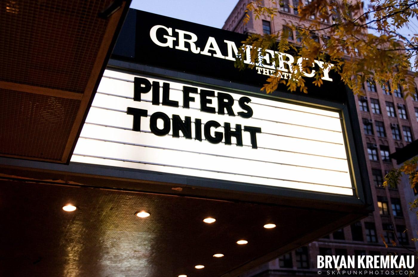 Pilfers @ Skalapalooza 2012 at Gramercy Theatre, NYC - 10.21.12 (71)