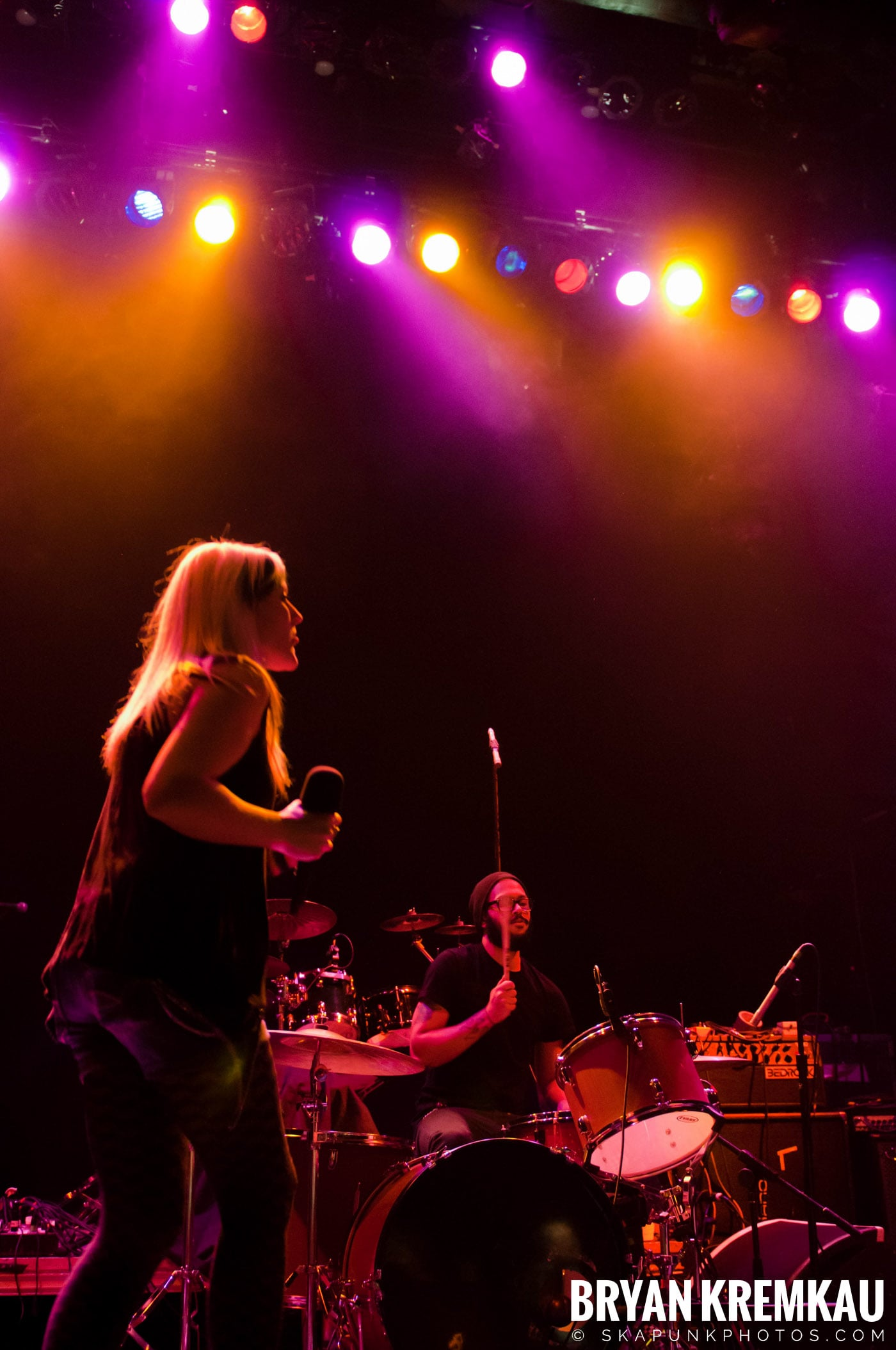 Across The Aisle @ Skalapalooza 2012 at Gramercy Theatre, NYC - 10.21.12 (9)