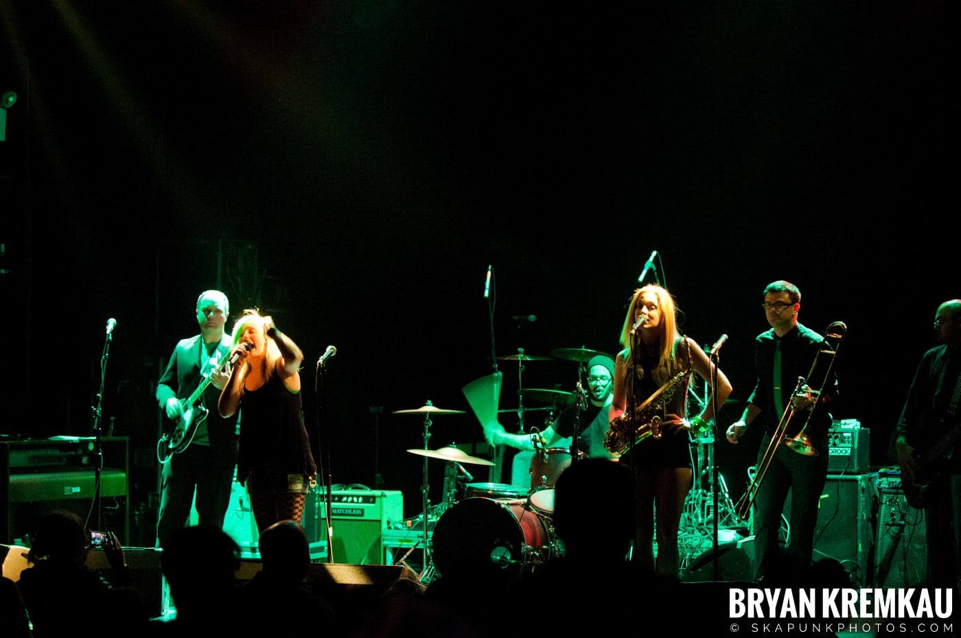 Across The Aisle @ Skalapalooza 2012 at Gramercy Theatre, NYC - 10.21.12 (2)