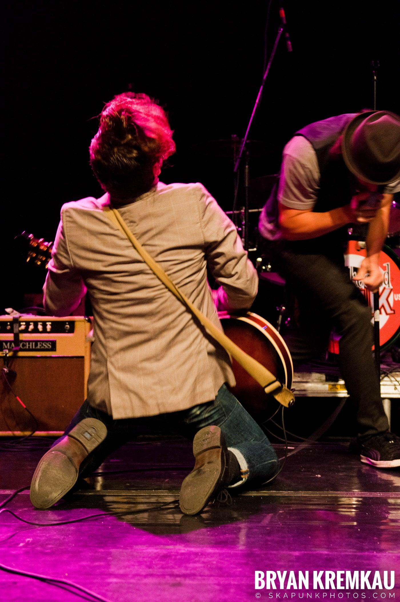 Spring Heeled Jack @ Skalapalooza 2012 at Gramercy Theatre, NYC - 10.21.12 (11)