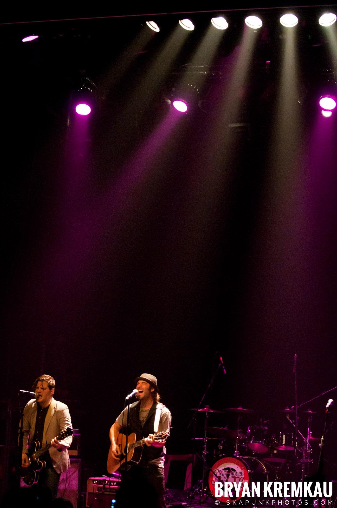 Spring Heeled Jack @ Skalapalooza 2012 at Gramercy Theatre, NYC - 10.21.12 (6)