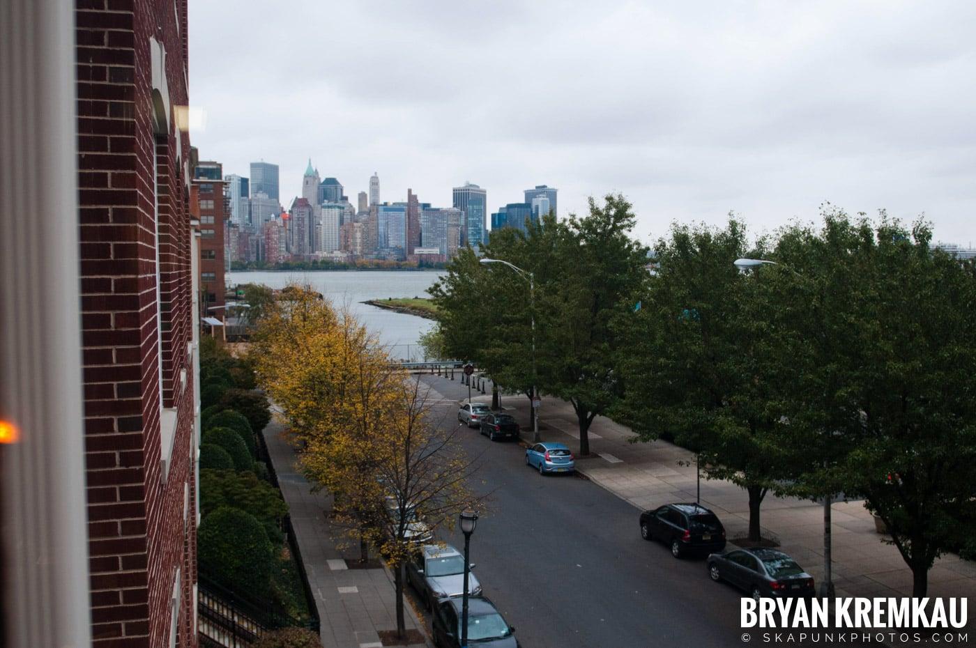 Hurricane Sandy 2012 @ Paulus Hook, Jersey City - 10.29.12 - 10.30.12 (61)