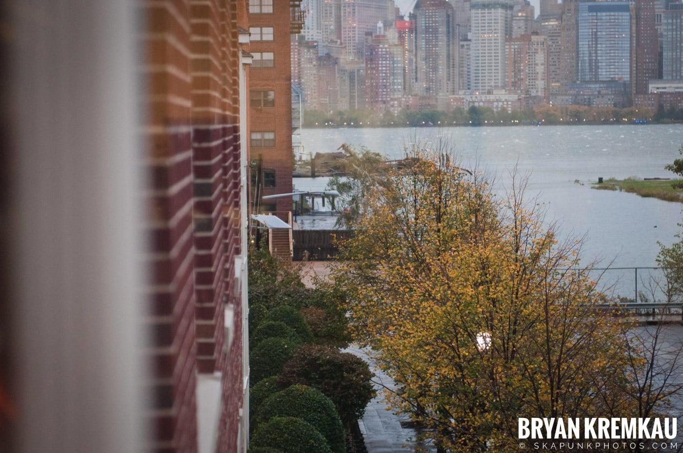 Hurricane Sandy 2012 @ Paulus Hook, Jersey City - 10.29.12 - 10.30.12 (60)
