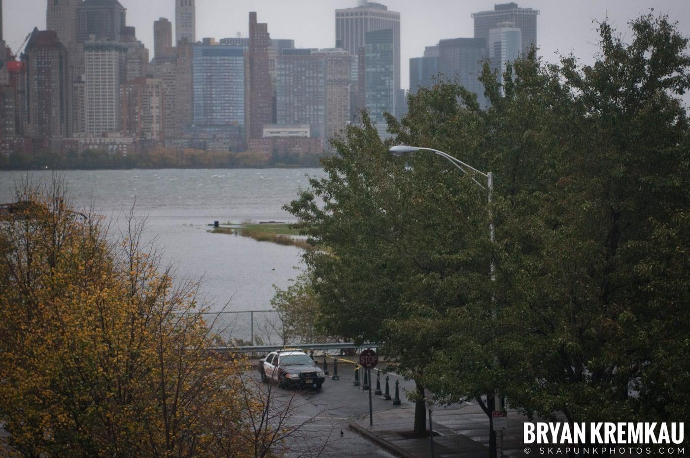 Hurricane Sandy 2012 @ Paulus Hook, Jersey City - 10.29.12 - 10.30.12 (56)