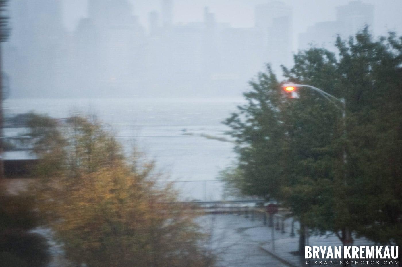 Hurricane Sandy 2012 @ Paulus Hook, Jersey City - 10.29.12 - 10.30.12 (53)
