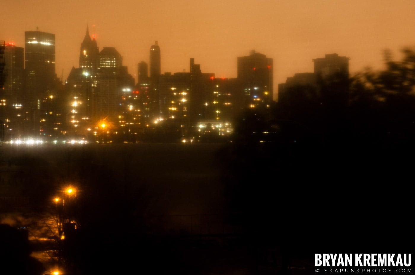 Hurricane Sandy 2012 @ Paulus Hook, Jersey City - 10.29.12 - 10.30.12 (48)
