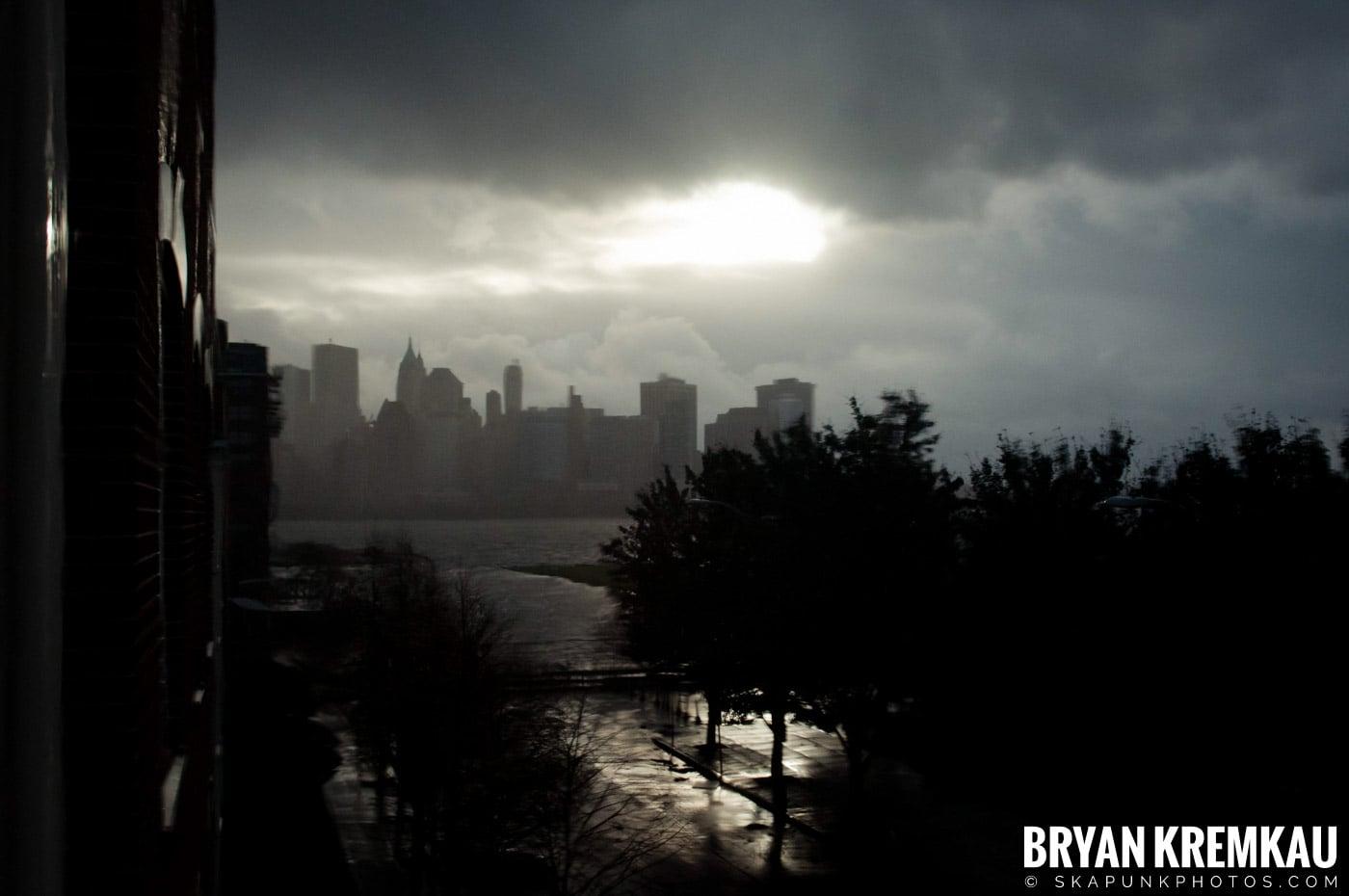 Hurricane Sandy 2012 @ Paulus Hook, Jersey City - 10.29.12 - 10.30.12 (46)
