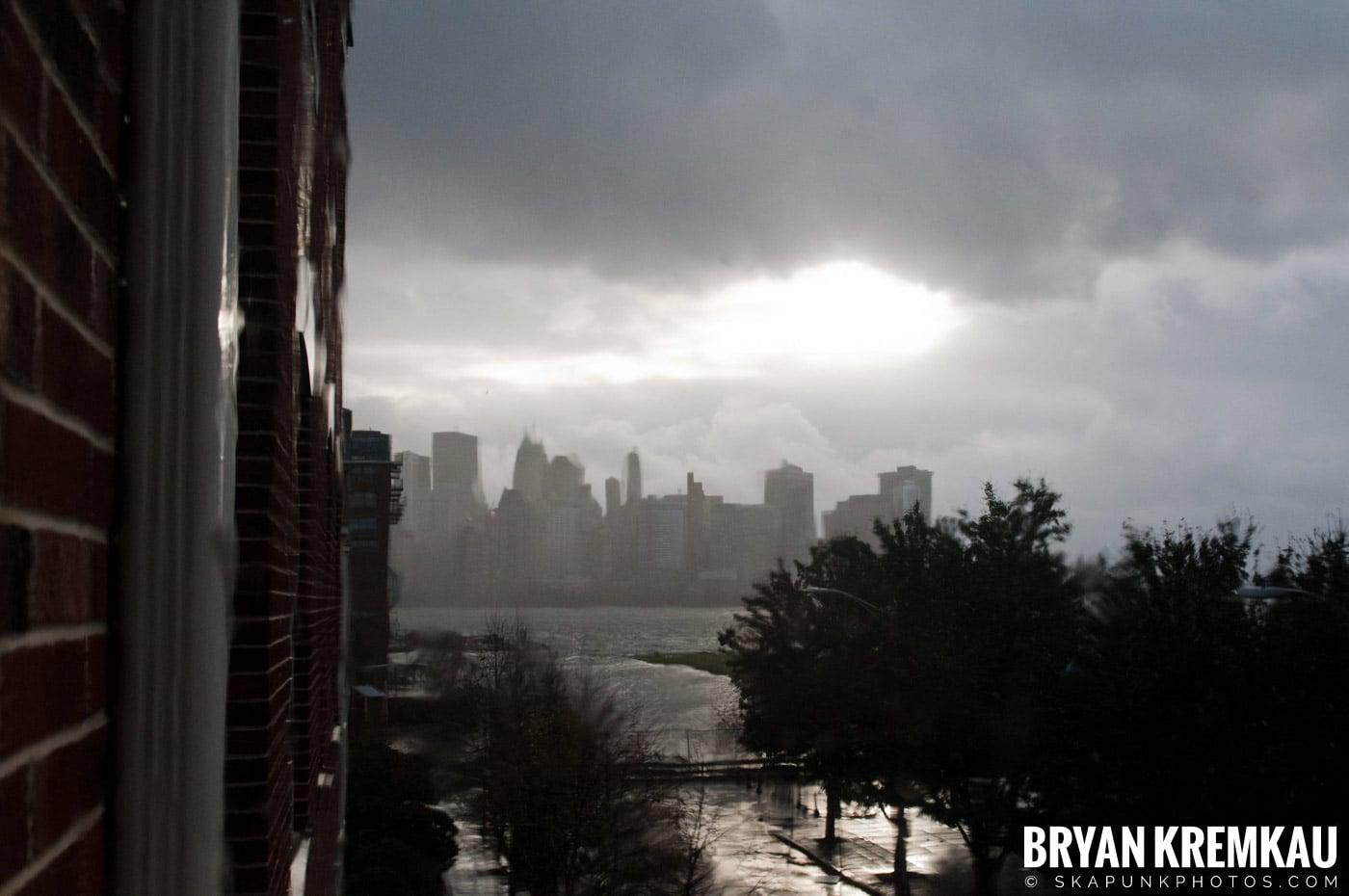 Hurricane Sandy 2012 @ Paulus Hook, Jersey City - 10.29.12 - 10.30.12 (45)