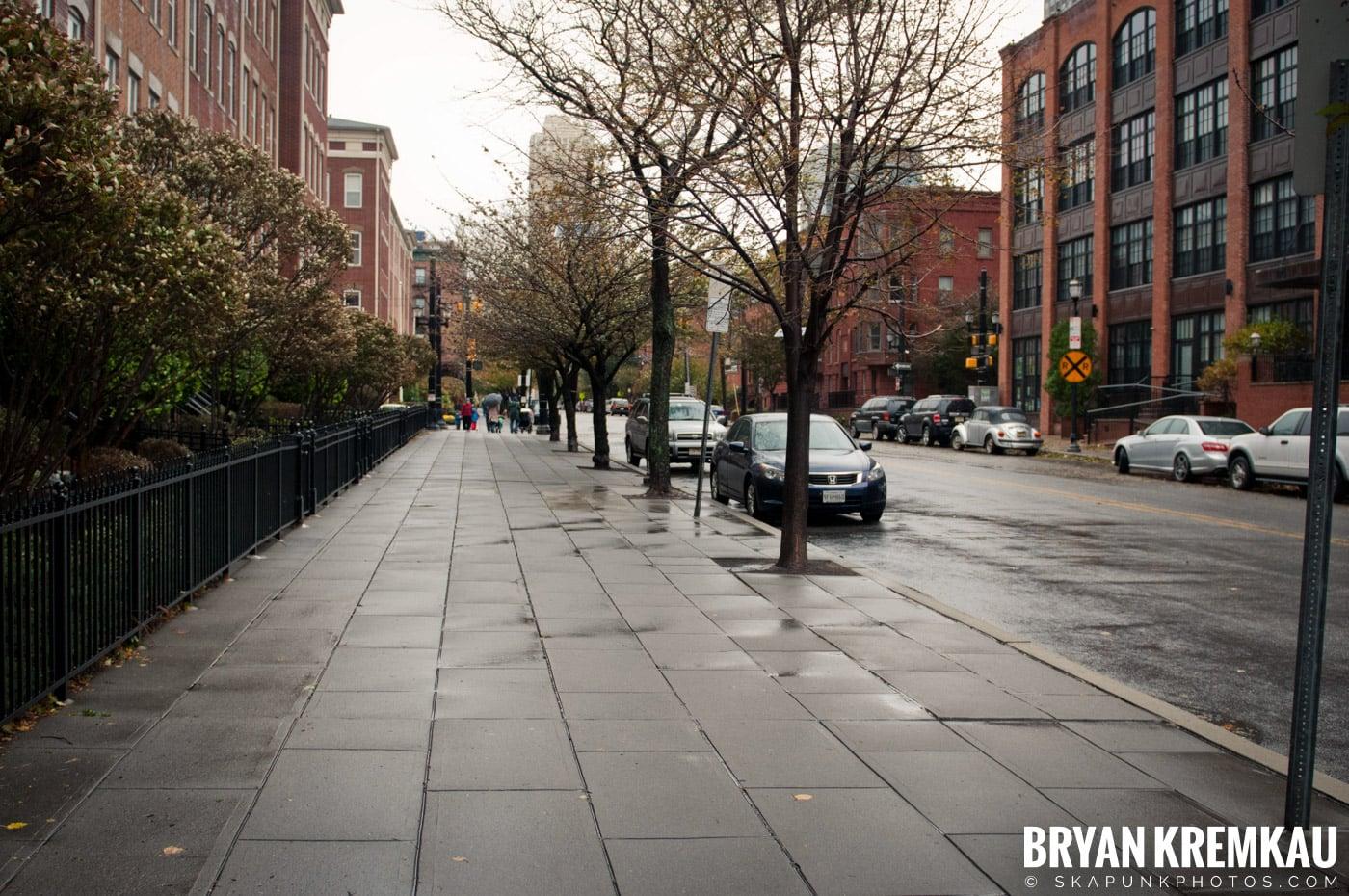 Hurricane Sandy 2012 @ Paulus Hook, Jersey City - 10.29.12 - 10.30.12 (42)
