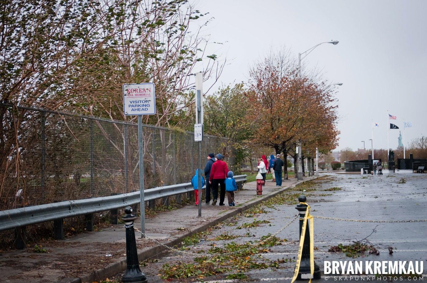 Hurricane Sandy 2012 @ Paulus Hook, Jersey City - 10.29.12 - 10.30.12 (41)