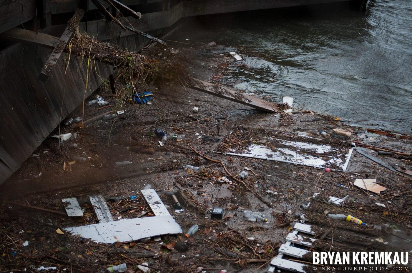 Hurricane Sandy 2012 @ Paulus Hook, Jersey City - 10.29.12 - 10.30.12 (40)