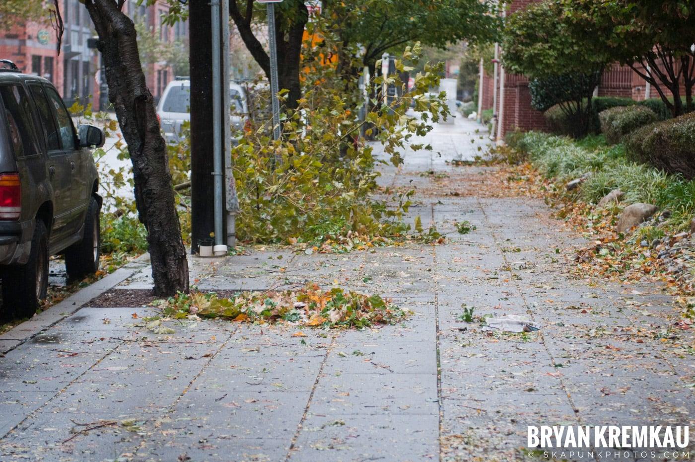 Hurricane Sandy 2012 @ Paulus Hook, Jersey City - 10.29.12 - 10.30.12 (37)
