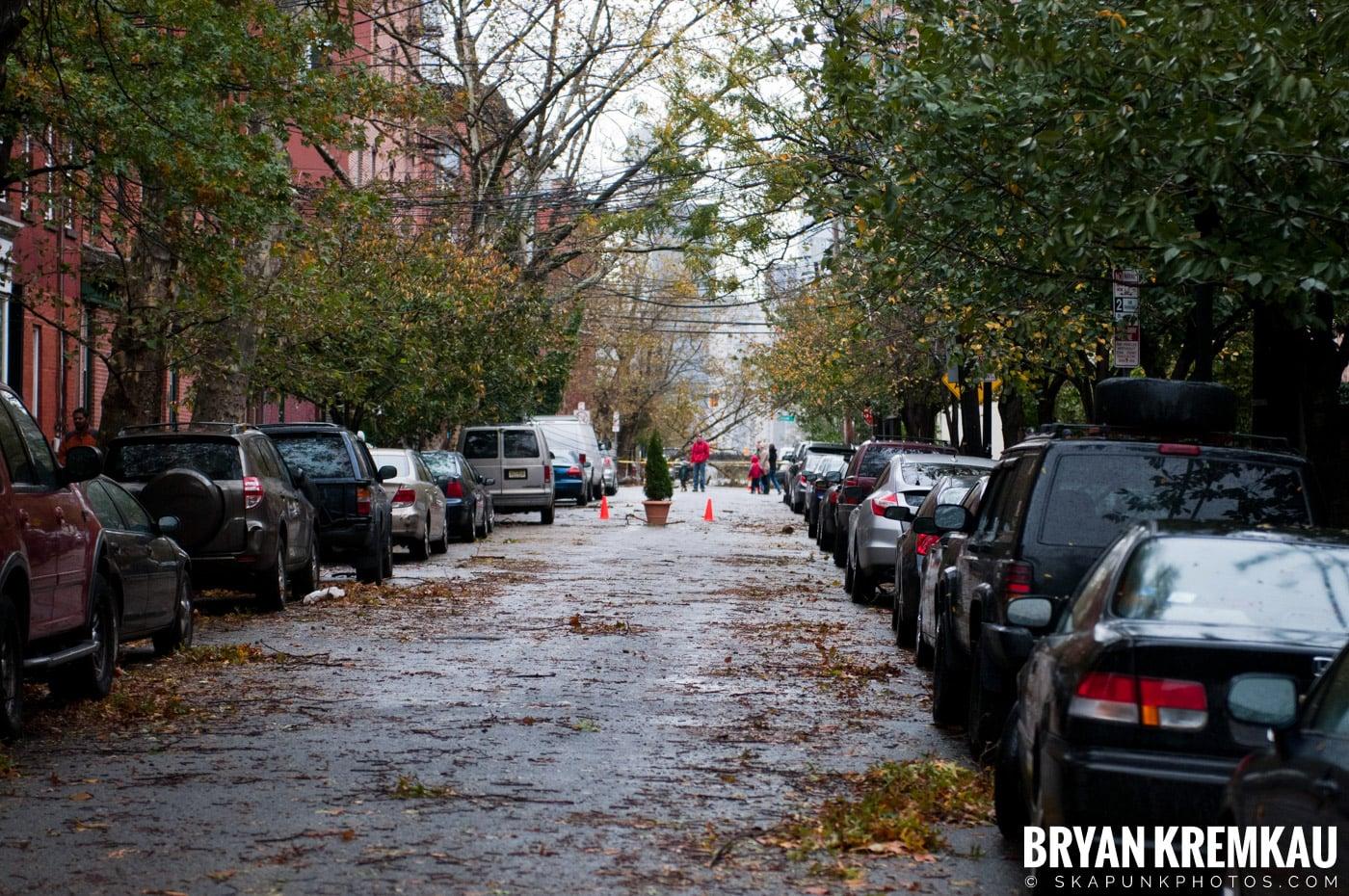 Hurricane Sandy 2012 @ Paulus Hook, Jersey City - 10.29.12 - 10.30.12 (36)
