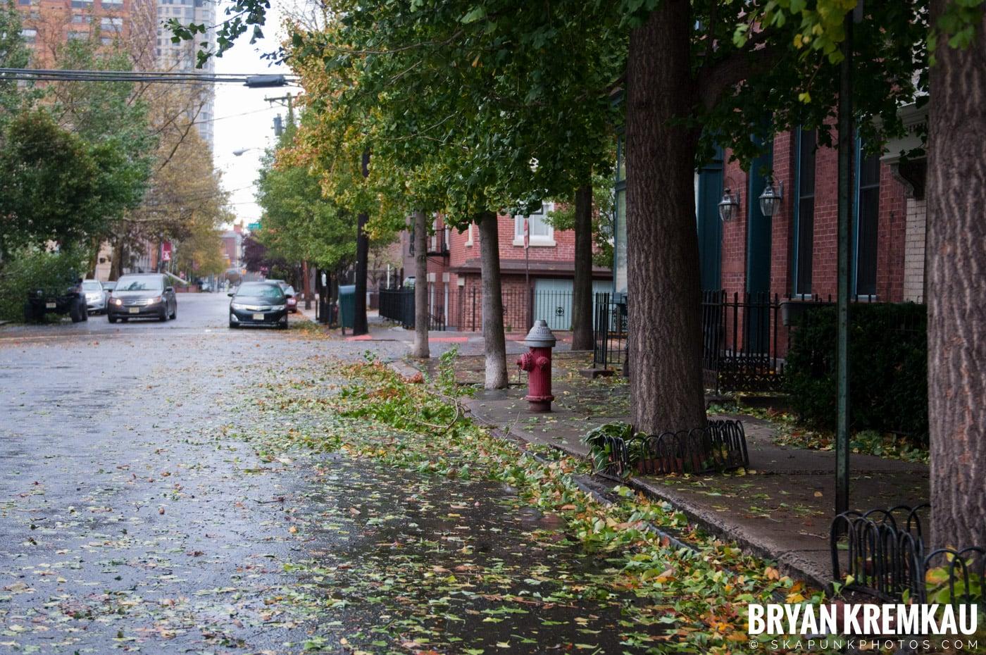 Hurricane Sandy 2012 @ Paulus Hook, Jersey City - 10.29.12 - 10.30.12 (35)
