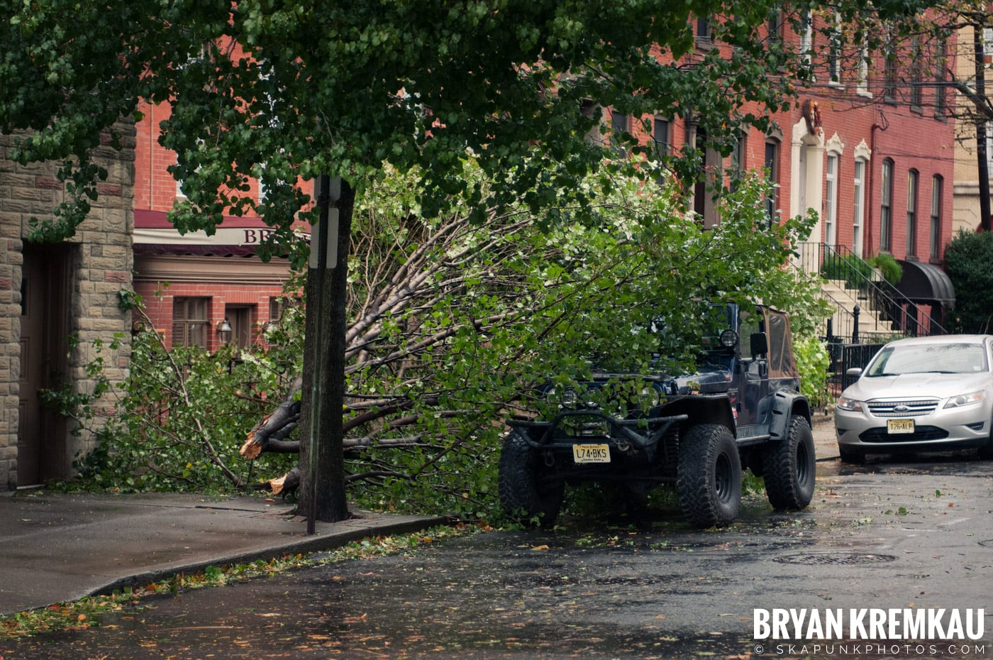 Hurricane Sandy 2012 @ Paulus Hook, Jersey City - 10.29.12 - 10.30.12 (34)