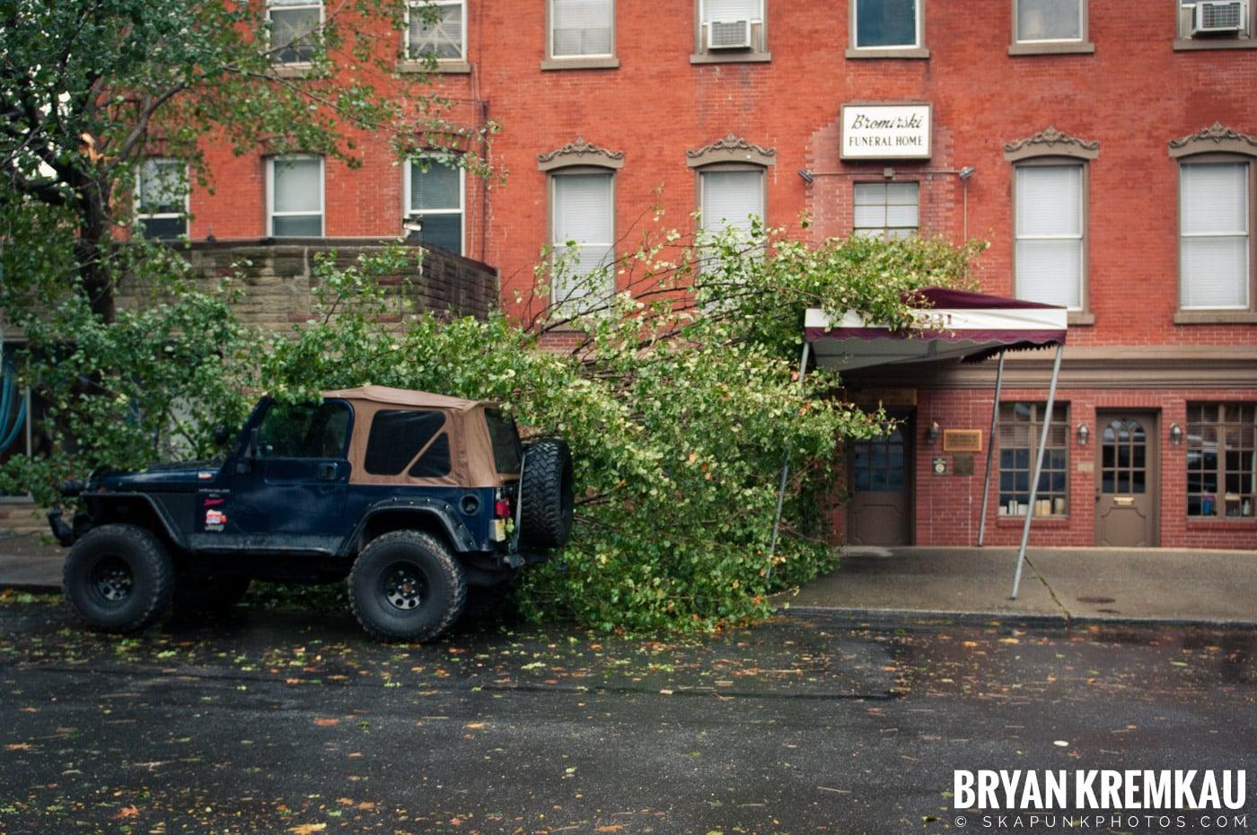 Hurricane Sandy 2012 @ Paulus Hook, Jersey City - 10.29.12 - 10.30.12 (33)