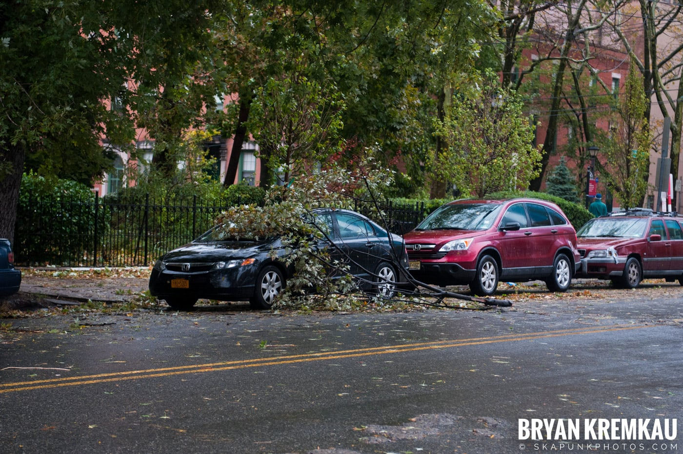 Hurricane Sandy 2012 @ Paulus Hook, Jersey City - 10.29.12 - 10.30.12 (32)