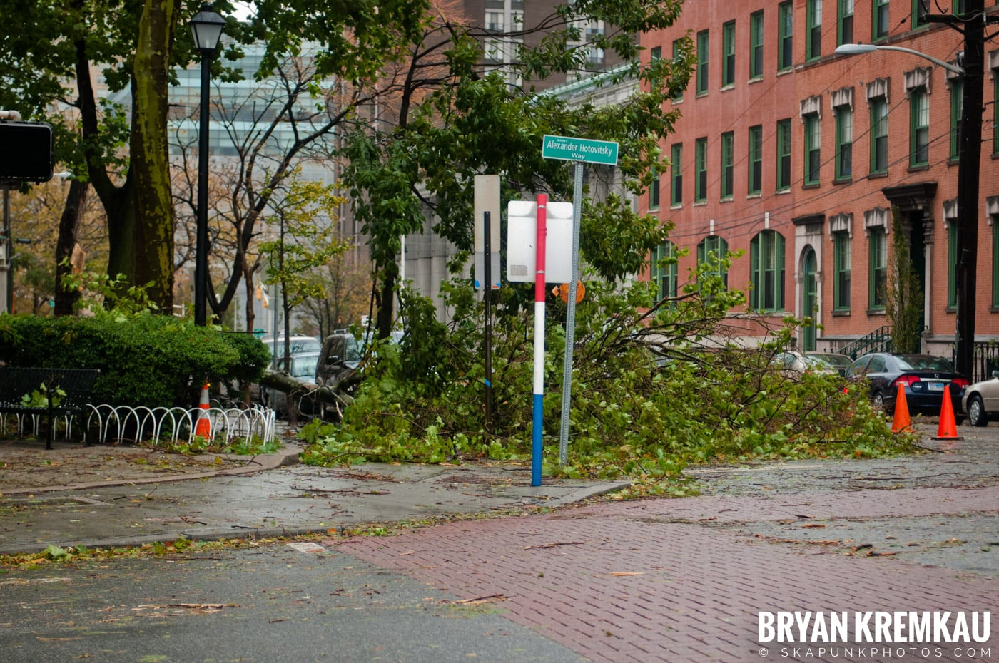 Hurricane Sandy 2012 @ Paulus Hook, Jersey City - 10.29.12 - 10.30.12 (31)