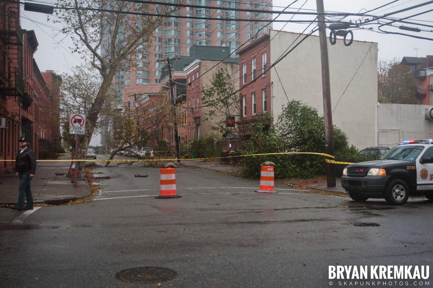 Hurricane Sandy 2012 @ Paulus Hook, Jersey City - 10.29.12 - 10.30.12 (28)
