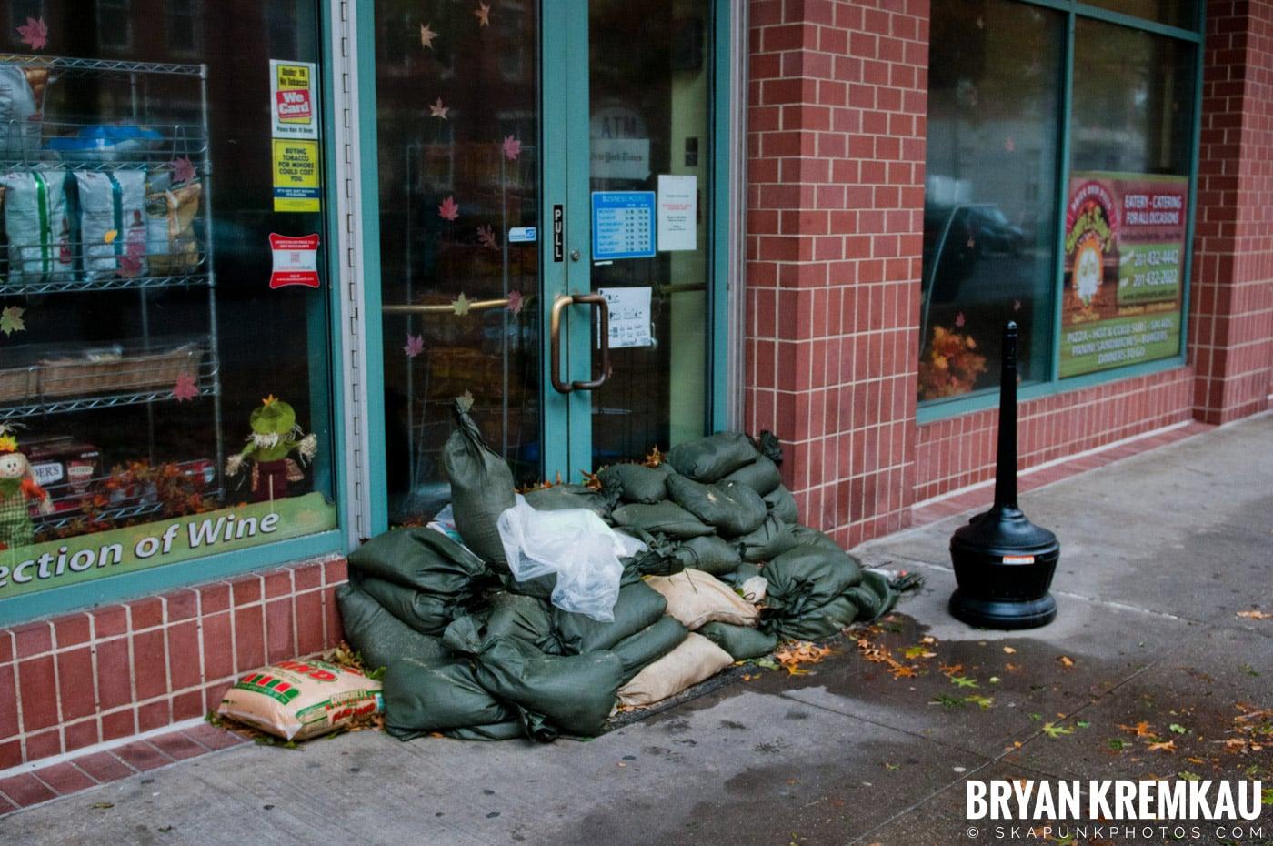 Hurricane Sandy 2012 @ Paulus Hook, Jersey City - 10.29.12 - 10.30.12 (26)