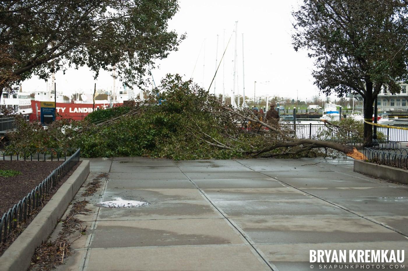Hurricane Sandy 2012 @ Paulus Hook, Jersey City - 10.29.12 - 10.30.12 (25)