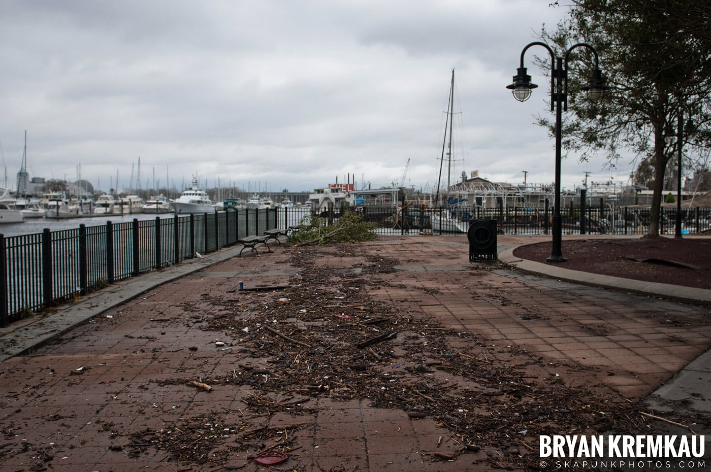 Hurricane Sandy 2012 @ Paulus Hook, Jersey City - 10.29.12 - 10.30.12 (23)